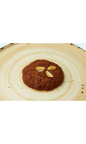 Печенье овсяно-шоколадное