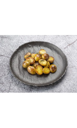 Картофель рате с чесночным маслом