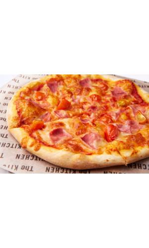 Пицца с ветчиной детская