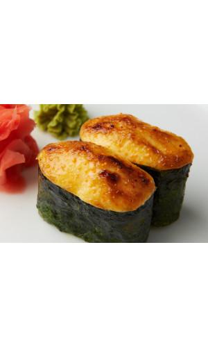 Запеченные суши - Гребешок