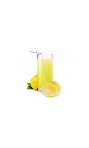 Сок свежевыжатый - лимон